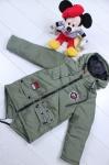 Детские демисезонные куртки р. 98-128 906-2