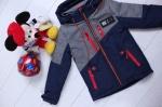 Детские демисезонные куртки р. 98-122 WK9912-6