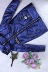 Детские демисезонные куртки р. 116-140 DX9067-3