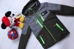 Детские демисезонные куртки р. 98-122 WK9912-5