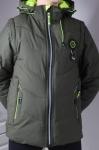 Детские демисезонные куртки р. 128-152 WK9915-1