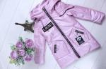 Детские демисезонные куртки р. 116-140 DX9067-1