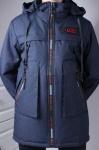 Детские демисезонные куртки р. 140-164 JKI039-1