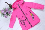 Детские демисезонные куртки р. 104-128 TA901-2