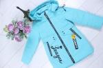 Детские демисезонные куртки р. 104-128 TA901-3