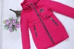 Детские демисезонные куртки р. 140-164 66-449-2