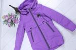 Детские демисезонные куртки р. 140-164 66-449-3