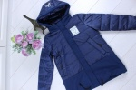 Детские демисезонные куртки р. 140-164 29070-2
