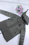 Детские демисезонные куртки р. 140-164 29070-1