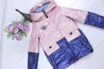Детские демисезонные куртки р. 110-140 DX9066-1