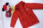 Детские демисезонные куртки р. 104-128 CX6808-2
