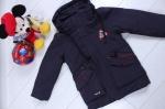 Детские демисезонные куртки р. 104-128 CX6808-3