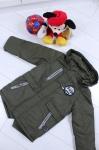 Детские демисезонные куртки р. 92-116 Y60-1