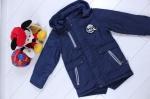 Детские демисезонные куртки р. 92-116 Y60-2