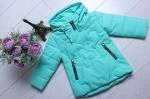 Детские демисезонные куртки р. 74-98 W18-3