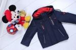 Детские демисезонные куртки р. 86-110 DL809-2