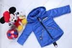 Детские демисезонные куртки р. 86-116 NEW-1