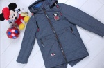 Детские демисезонные куртки р. 32-40 6-887-1