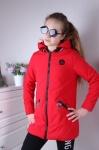 Детские демисезонные куртки р. 140-164 29095-2
