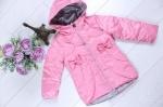Детские демисезонные куртки р. 74-92 2002-3