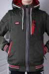 Детские демисезонные куртки р. 128-152 WK9905-1