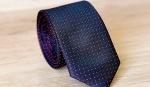 Европейский галстук жаккард E-27