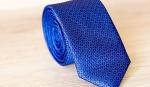 Европейский галстук жаккардовый E-41