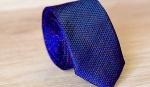Европейский галстук жаккардовый E-47