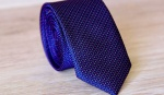 Европейский галстук жаккардовый E-51