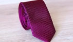 Европейский галстук жаккардовый E-52