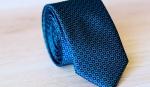 Европейский галстук жаккардовый E-54-1