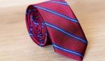 Европейский галстук жаккардовый E-67