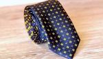 Европейский галстук жаккард E-78