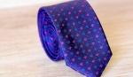 Европейский галстук жаккард E-81