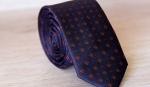 Европейский галстук жаккард E-91