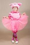 Карнавальный костюм Хрюшка девочка