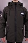 Детские демисезонные парковые куртки р. 128-152 F-15-1