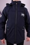 Детские демисезонные парковые куртки р. 128-152 F-15