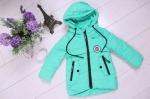 Детские демисезонные куртки р.74-98 HC706-1