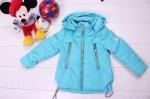 Детские демисезонные куртки р.86-110 HL-0801