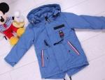 Детские демисезонные куртки р.92-116 HL104