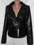 Куртки из кожзама AW016