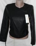 Куртки из кожзама AW029