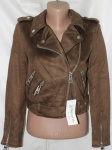 Куртки из кожзама AW1787