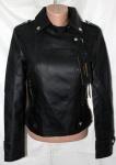 Куртки из кожзама AW012