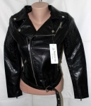 Куртки из кожзама AW1716-1