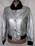 Куртки из кожзама AW0001