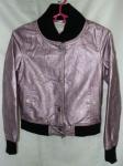 Куртки из кожзама AW0001-1