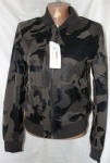 Куртки из кожзама W051