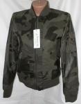 Куртки из кожзама W051-1